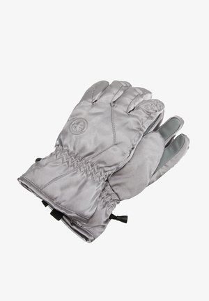 BASIC SKIGLOVES - Rukavice - silver