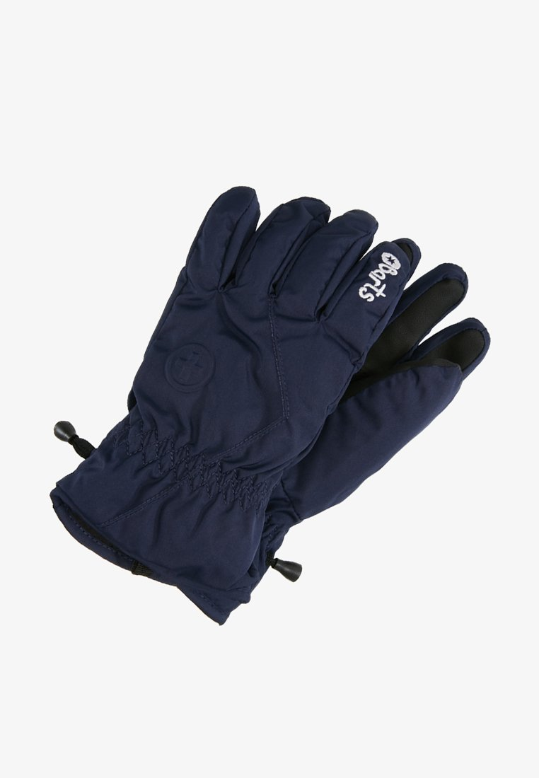 Barts - BASIC SKIGLOVES - Fingerhandschuh - navy