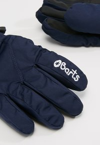 Barts - BASIC SKIGLOVES - Fingervantar - navy - 3