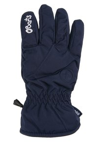 Barts - BASIC SKIGLOVES - Fingervantar - navy - 1