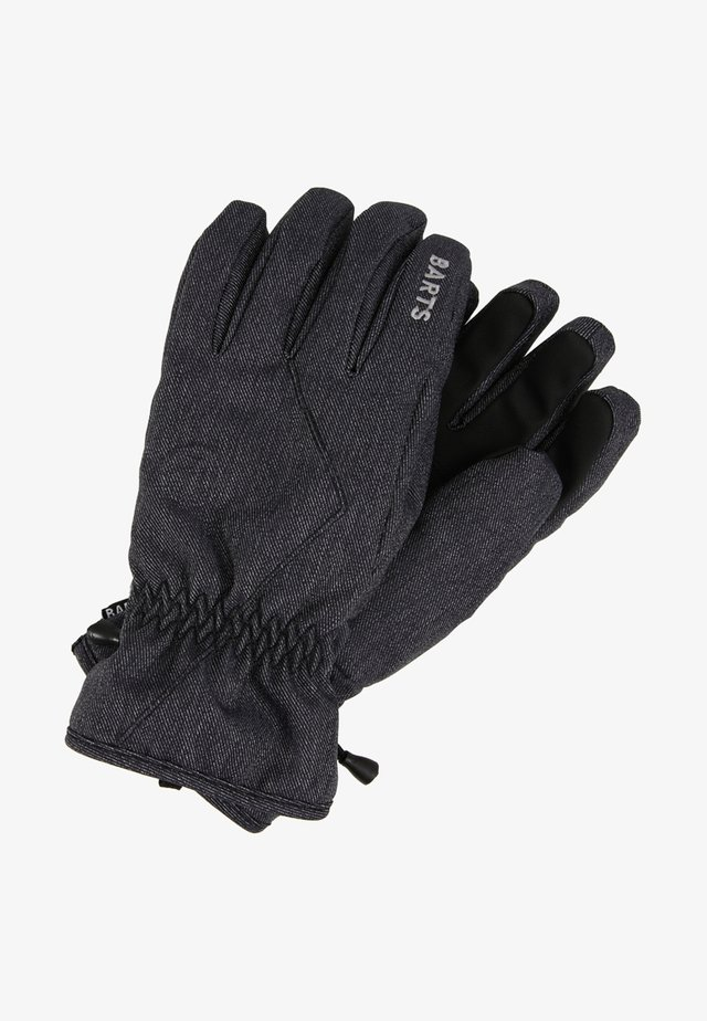 BASIC SKIGLOVES - Hansker - denim