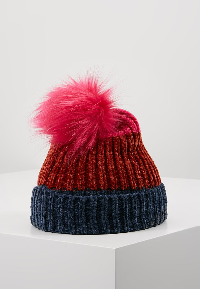 STARFLOWER BEANIE KIDS - Lue - navy