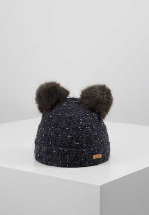 SMOKEY BEANIE - Čepice - dark heather