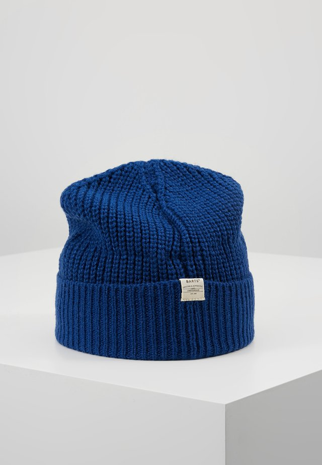 BARTRAM BEANIE - Lue - dark blue