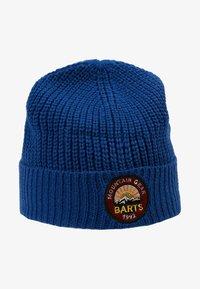 Barts - BARTRAM BEANIE - Berretto - dark blue - 2