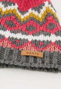 Barts - MONZ BEANIE - Mütze - magenta - 3