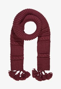 Barts - CLAIRE SCARF GIRLS - Scarf - maroon - 0