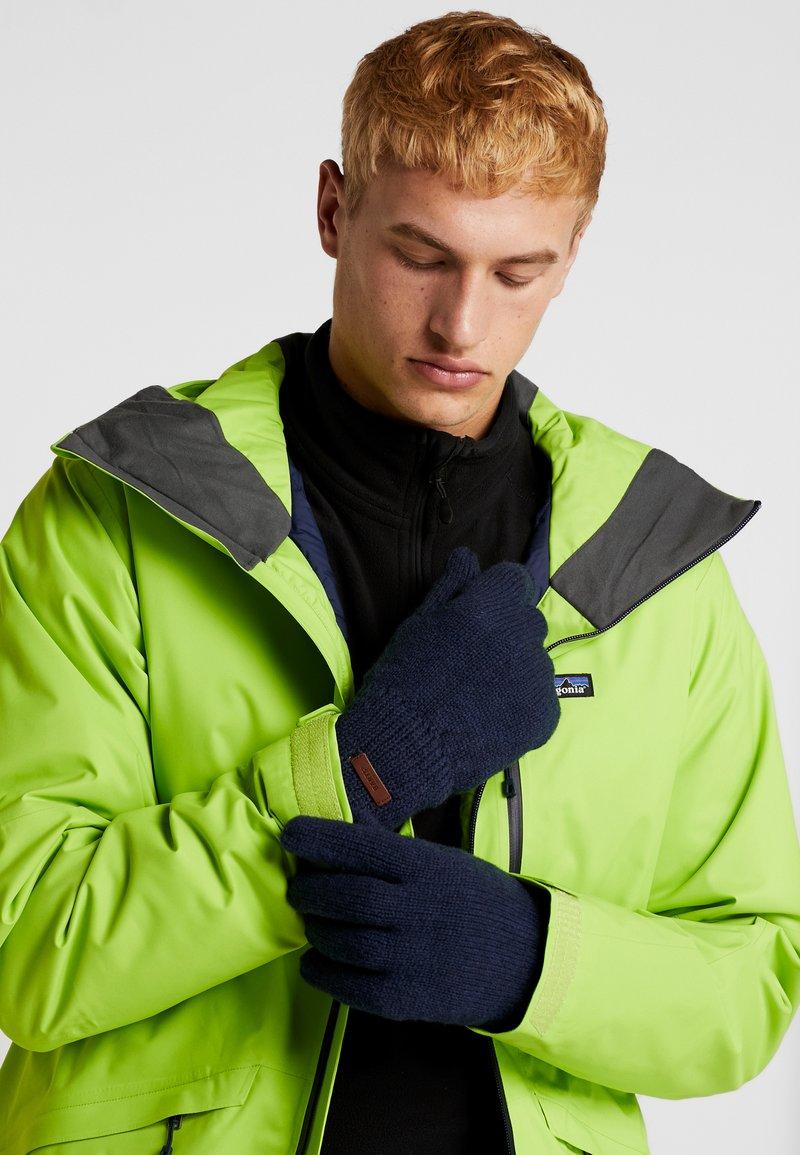 Barts - HAAKON  - Gloves - navy