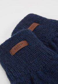 Barts - HAAKON  - Gloves - navy - 5