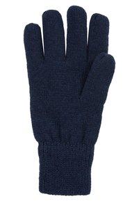 Barts - HAAKON  - Gloves - navy - 4