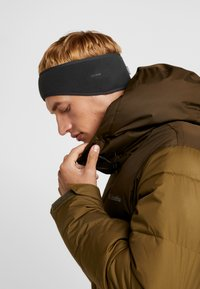 Barts - HEADBAND - Ear warmers - anthracite - 1