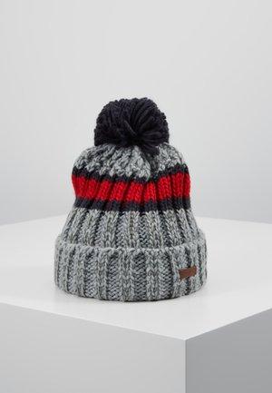 DARRIN BEANIE - Bonnet - heather grey