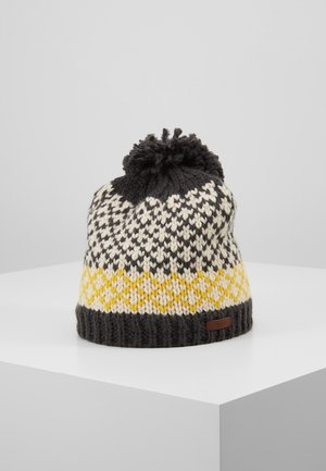 DYRI BEANIE - Bonnet - charcoal