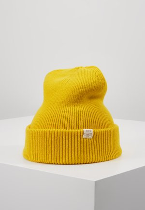KINABALU BEANIE - Czapka - yellow