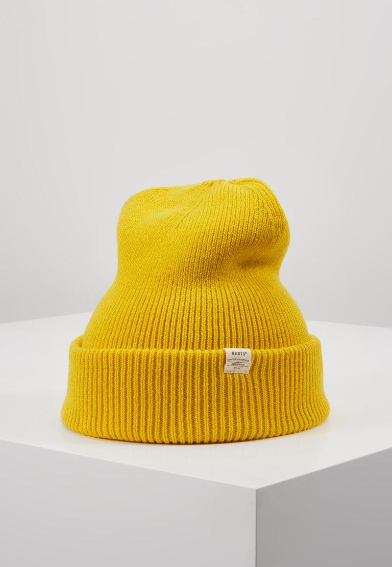 Barts - KINABALU BEANIE - Čepice - yellow