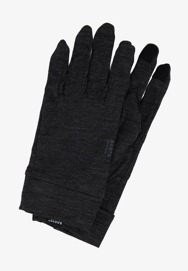 TOUCH GLOVES - Gloves - dark heather