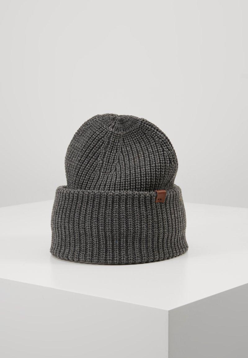 Barts - DERVAL - Mütze - anthracite
