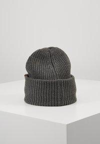 Barts - DERVAL - Mütze - anthracite - 2