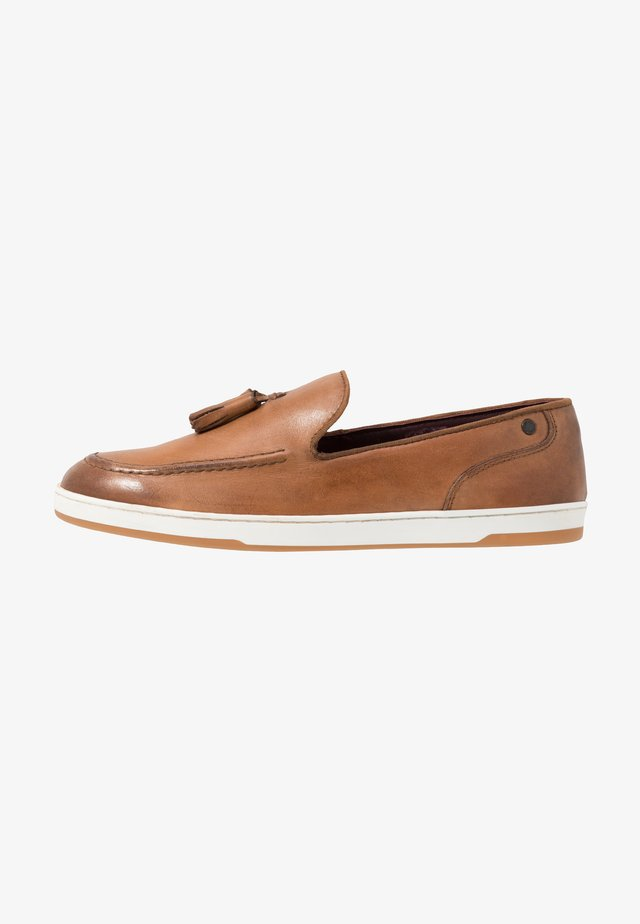 POGO - Slip-ons - burnished tan