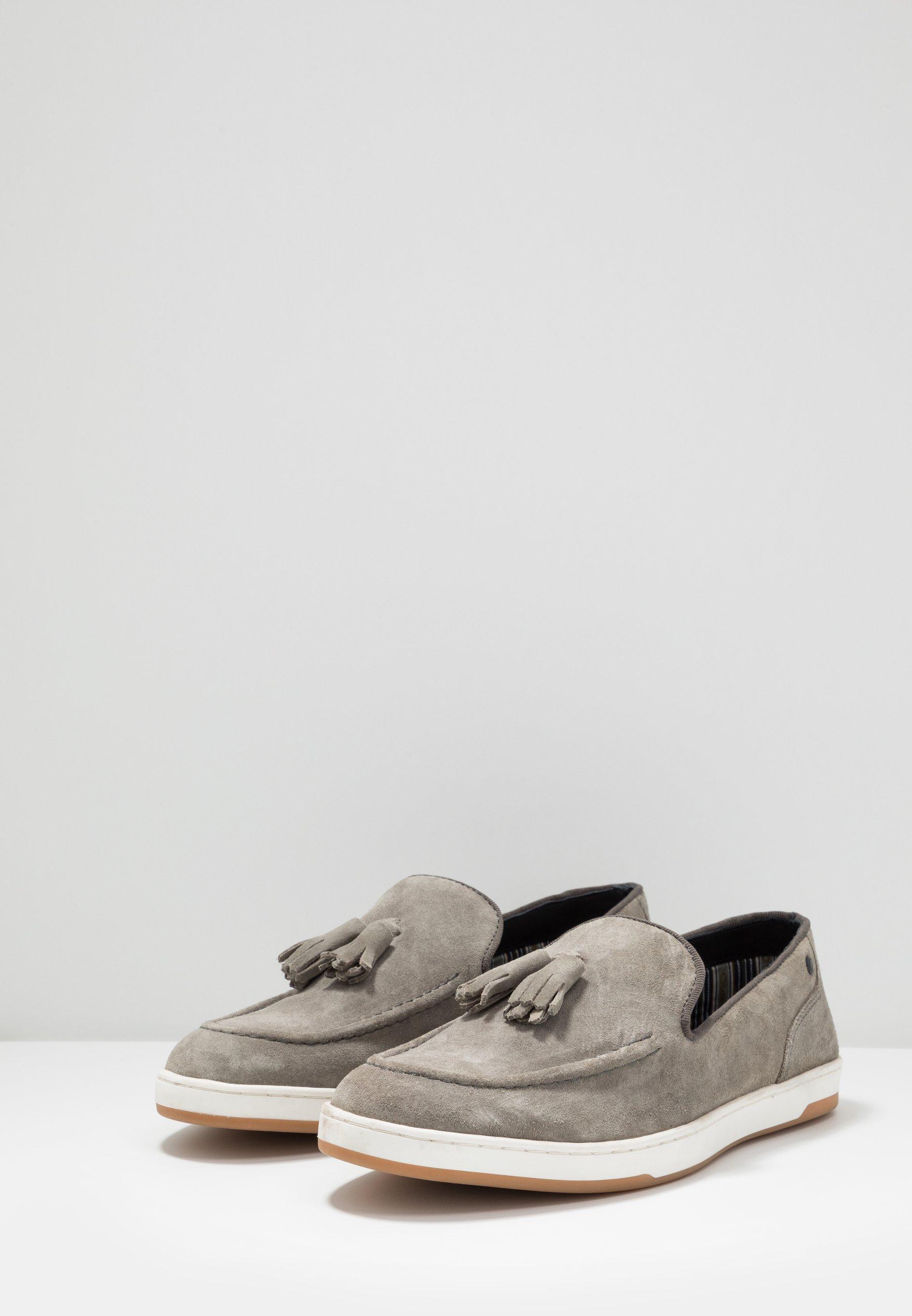 Base London Pogo - Slip-ins Grey