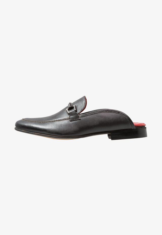 DOLCE - Mules - waxy black