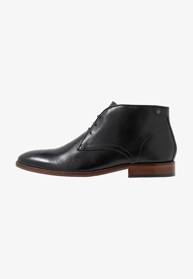CAMEO - Lace-ups - black