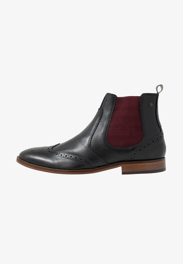 GAFFER - Classic ankle boots - black