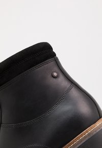 Base London - HIDE - Lace-up ankle boots - pull up black - 5