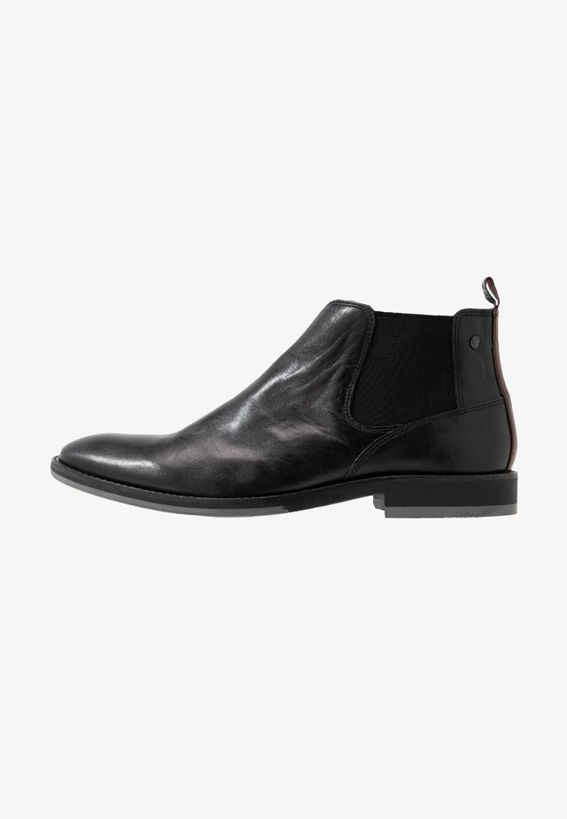 KEELER - Classic ankle boots - black