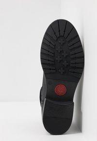 Base London - TREK - Lace-up ankle boots - black - 4