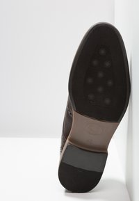 Base London - HEWITT - Derbies & Richelieus - burnished brown - 4