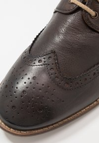 Base London - KITCHIN - Lace-ups - softy brown - 5