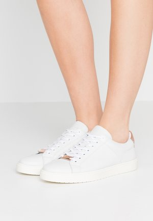 HERRERA - Sneaker low - white/rose gold