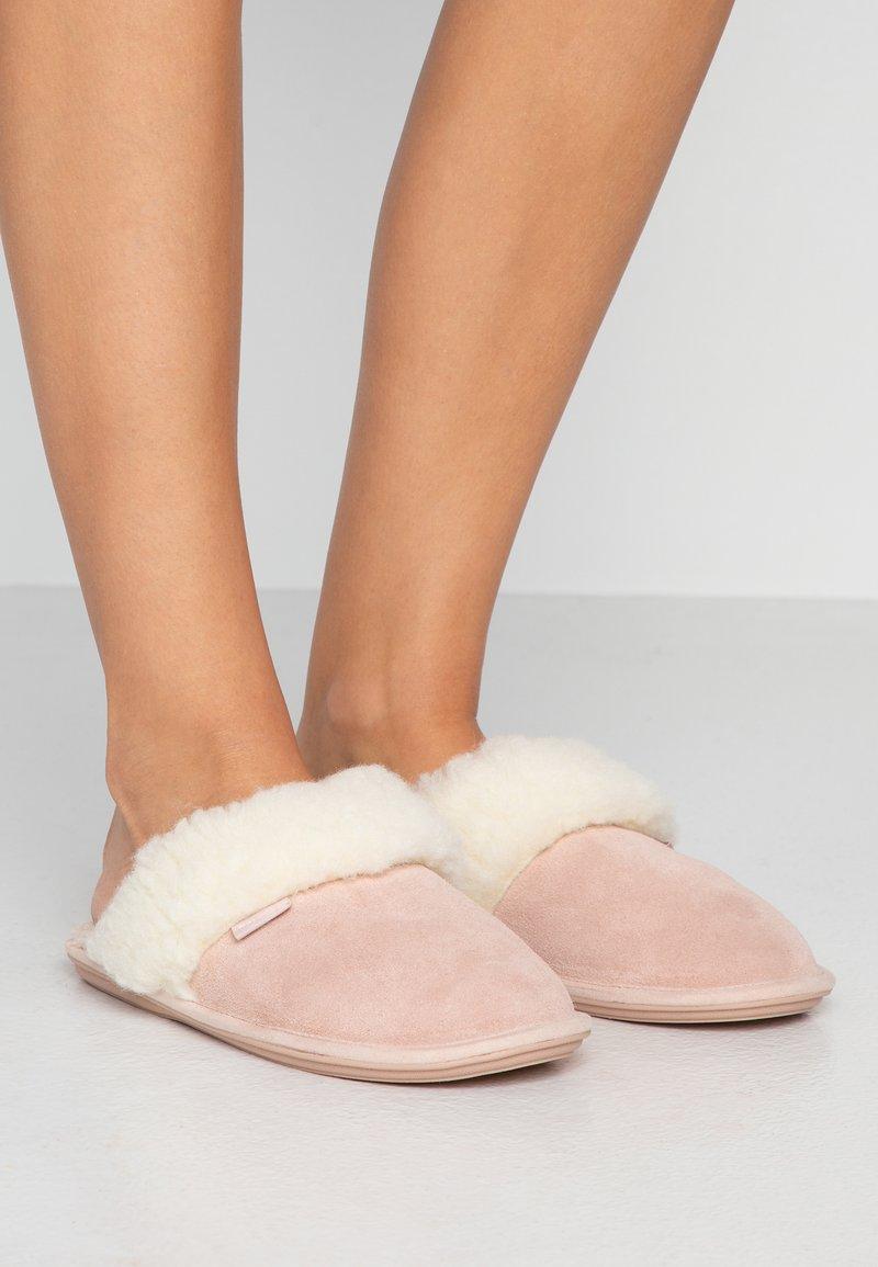 Barbour - LYDIA MULE - Kapcie - pink