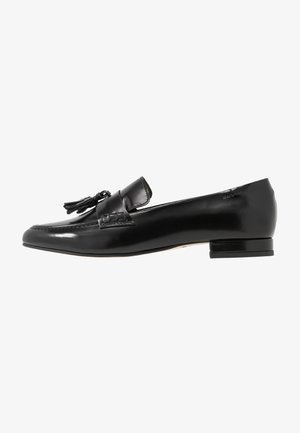 EVELYN - Slipper - black