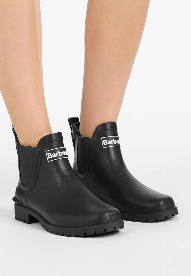 WILTON - Wellies - black
