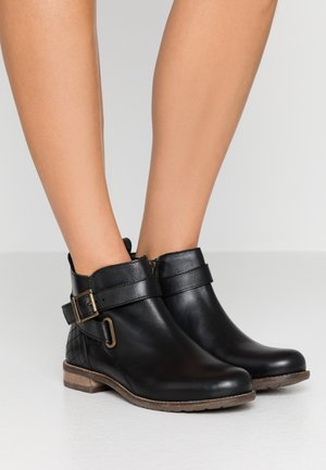 BARBOUR JANE - Kotníková obuv - black