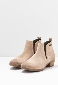 Barbour - HEALY - Ankle boots - beige - 4