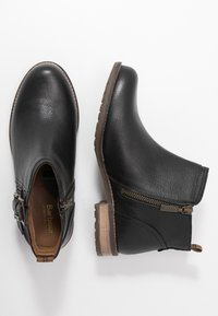 Barbour - SARAH LOW BUCKLE  - Ankle boots - black - 3