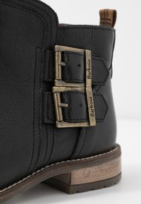 Barbour - SARAH LOW BUCKLE  - Ankle boots - black - 2