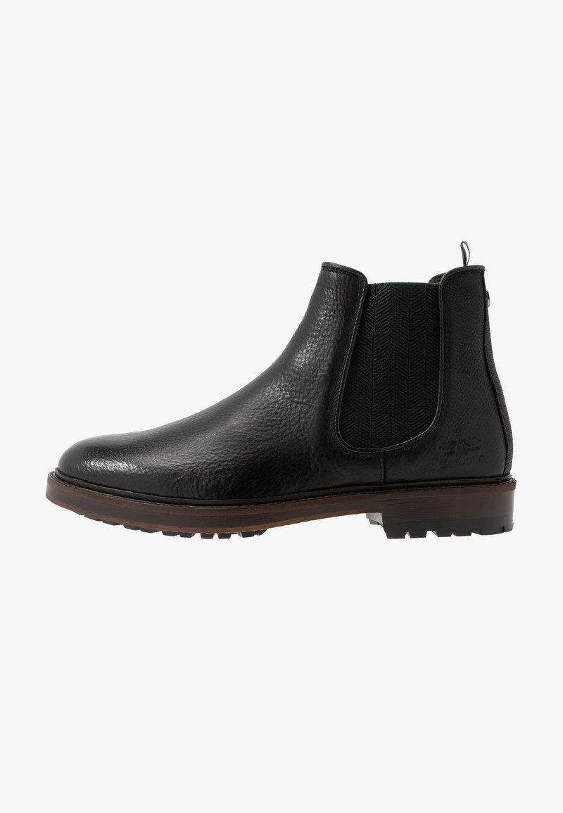 Barbour - WANSBECK CHELSEA - Classic ankle boots - black