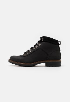 WICKHAM - Lace-up ankle boots - black