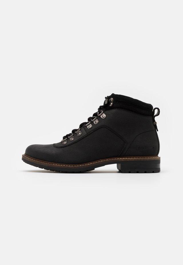 WICKHAM - Lace-up ankle boots - black