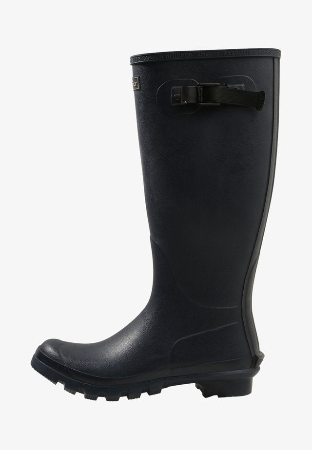 MENS BEDE - Wellies - navy