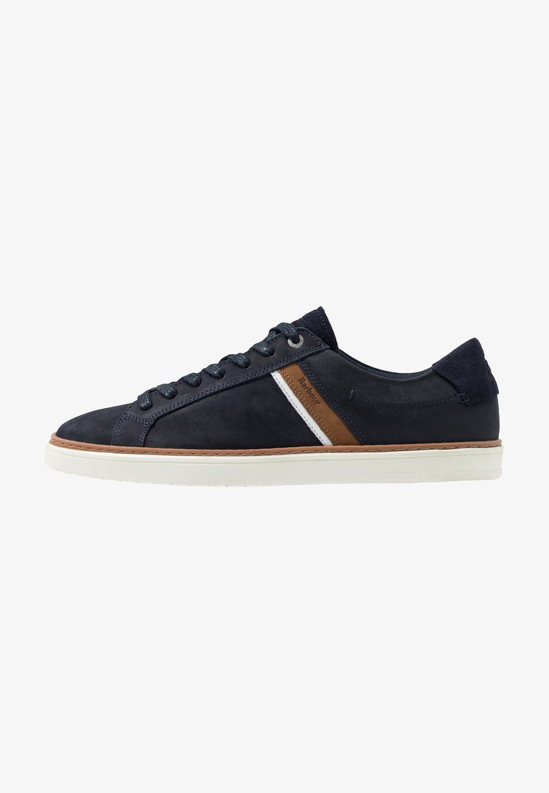 Barbour - ARROW - Sneaker low - navy
