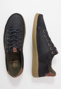 Barbour - BILBY - Trainers - navy - 1