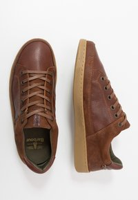 Barbour - BILBY - Trainers - congac texas - 1