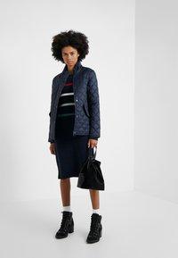 Barbour - SHOREWARD DRESS - Jumper dress - navy - 1