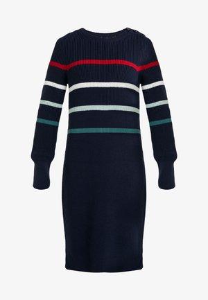 SHOREWARD DRESS - Jumper dress - navy