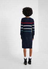 Barbour - SHOREWARD DRESS - Jumper dress - navy - 2